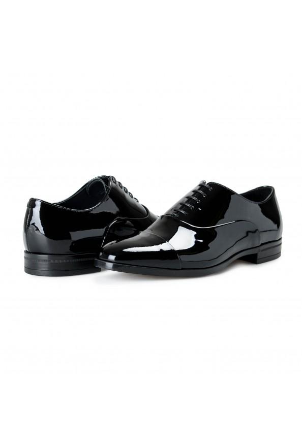 "Hugo Boss Men's ""Portland_Oxfr_pactns"" Black Patent Leather Oxfords Shoes: Picture 4"