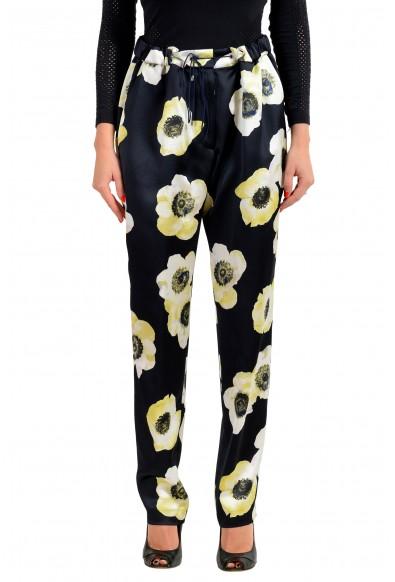 "Hugo Boss Women's ""Holani-1"" Multi-Color Casual Pants"