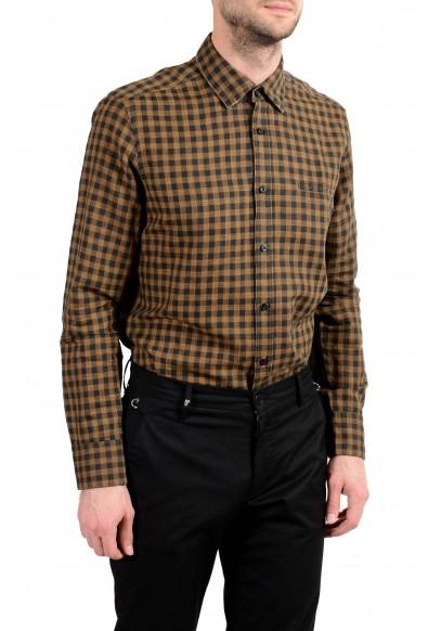"""Hugo Boss """"Relegant"""" Men's Regular Fit Linen Long Sleeve Casual Shirt: Picture 2"""
