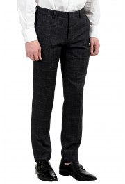 """Hugo Boss """"Huge6/Genius5"""" Men's Linen Silk Wool Slim Fit Gray Two Button Suit: Picture 5"""