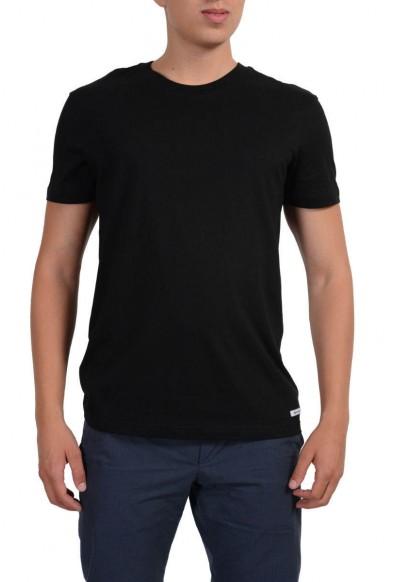 "Dolce & Gabbana D&G ""Underwear"" Men's Black Basic T-Shirt"