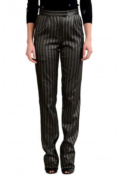 Just Cavalli Women's Striped Dress Pants