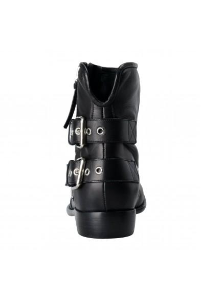 Giuseppe Zanotti Design Men's Leather Boots Shoes : Picture 2