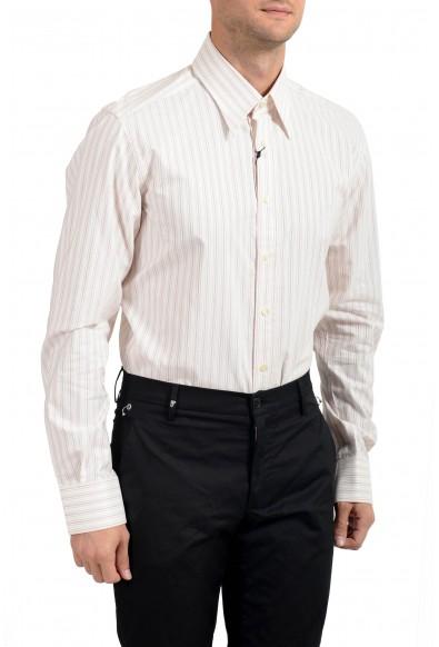 Dolce&Gabbana Men's Striped Slim Long Sleeve Dress Shirt : Picture 2