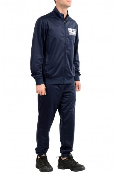 Emporio Armani EA7 Men's Dark Blue Track Sweat Suit: Picture 2