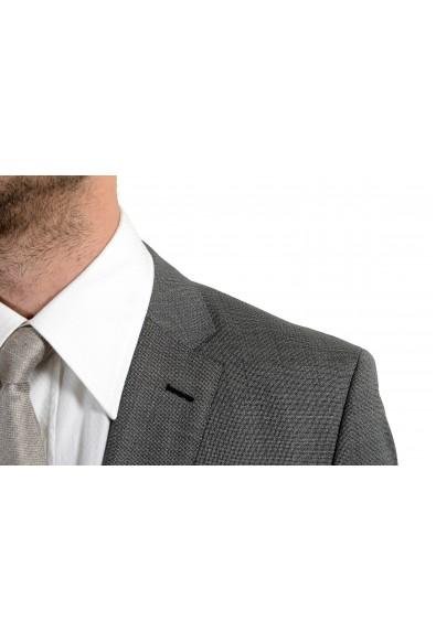 "Hugo Boss ""Janon/Lenon"" Men's 100% Wool Gray Two Button Suit: Picture 2"