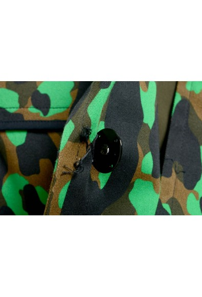 Versace Women's Multi-Color Button Up Jacket: Picture 2