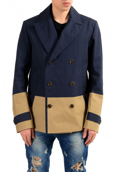 """Hugo Boss """"Chion"""" Men's Multi-Color Double Breasted Jacket"""