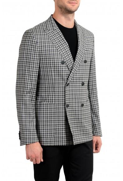 "Hugo Boss ""Nayler-J"" Men's 100% Wool Slim Double Breasted Blazer Sport Coat: Picture 2"