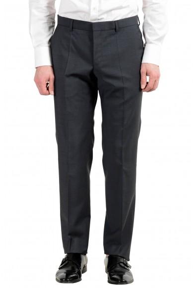 """Hugo Boss """"C-Huge1/C-Genius"""" Men's 100% Wool Dark Gray Two Button Suit: Picture 2"""