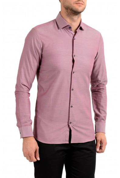 """Hugo Boss Men's """"EastonX"""" Slim Fit Long Sleeve Dress Shirt"""