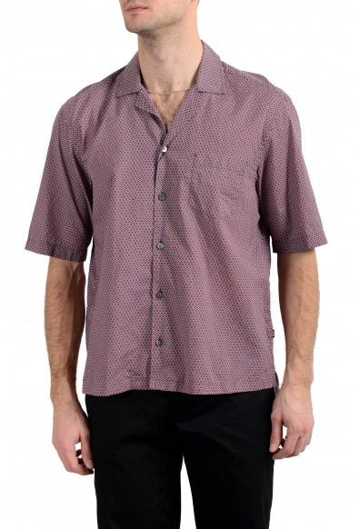 "Hugo Boss ""Lello_P"" Men's Regular Fit Short Sleeve Casual Shirt"
