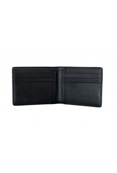 Salvatore Ferragamo Men's 100% Textured Leather Black Bifold Wallet: Picture 2