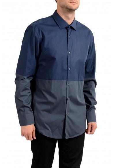 """Hugo Boss Men's """"Jeven"""" Slim Fit Long Sleeve Dress Shirt"""