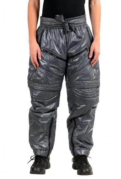 Dolce & Gabbana D&G Men's Gray Insulated Snow Pants