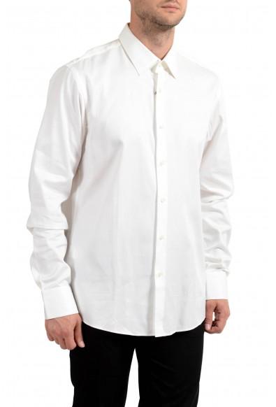 """Hugo Boss Men's """"Jery"""" Regular Fit Striped Long Sleeve Dress Shirt"""