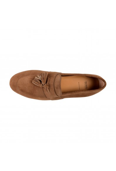 """Hugo Boss Men's """"Soho_Loaf_sdts"""" Suede Leather loafers Shoes : Picture 2"""