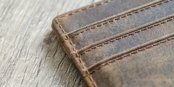 Stylish wallets from top brands